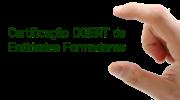 Certificação DGERT de Entidades Formadoras